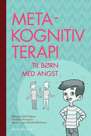 Metakognitiv terapi til børn med angst (bog)